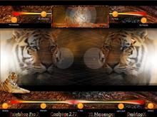 Tiger Space Desktop