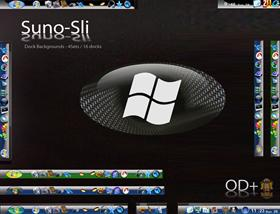 Dock Backgrounds  Suno-SLi