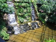 Opry Land Grand Atrium Falls