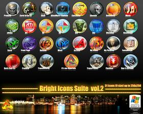 Bright Icons Suite vol.2