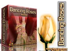 Dancing Roses Screen Saver