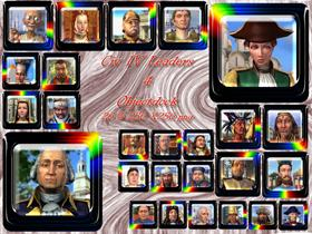 Civilization IV Nation Leaders