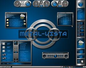 Platinum Metal Vista