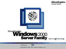 SGI Windows 2000 Server