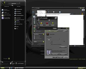 Cosmo Designs XP skin v3