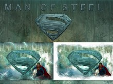 Man Of Steel_wallpak