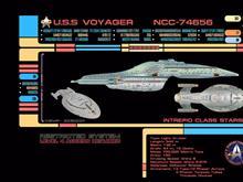 Star Trek Voyager Lcars XP 1.0