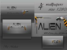 Alien Fallout walls