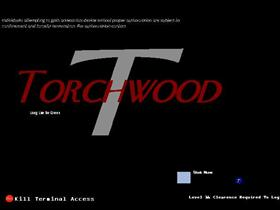 Torchwood Plain