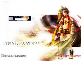Final Fantasy X-2 - Rikku