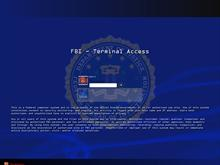 FBI Terminal Logon