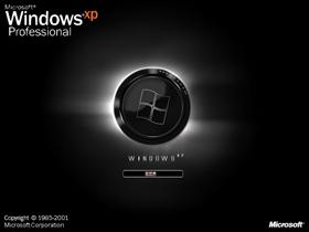 Windows Xp Black