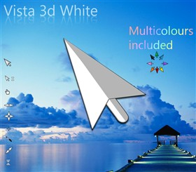 Vista 3D White