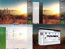 My Vista desk 2
