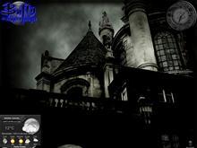 Dark Gothic desktop