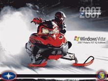 Polaris 2007 FST IQ Series Snowmobile
