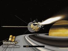 XPSP2 Cassini-Huygens Saturn Orbital Insertion!