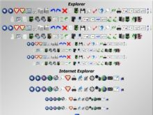 Arileen Toolbar Icons