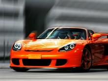 PorscheCarreraGt Orange (WideScreen)