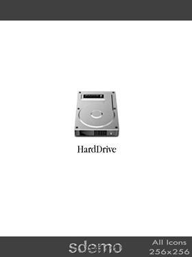 Mac:  HardDrive