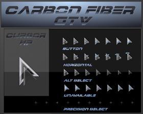Carbon Fibre GTV
