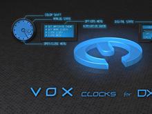 V O X Clocks