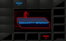 Security Breach Wall Pack