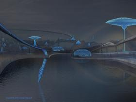 Blue city1