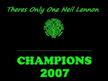 Lenny Champions 2007 Black