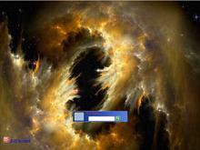 Dancing Nebula by Moonchilde