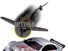 Battlefield 1942 & TOCA 3