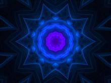 Blue Heartstar