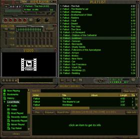 PIPBoy 2000 Audio Player v140