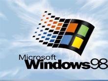 Windows 98 Boot Skin with Progress Bar