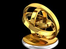 The Golden Gyroscope
