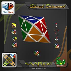 Skewb Diamond