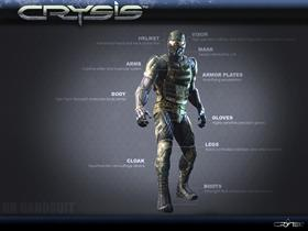 Crysis NK Nanosuit