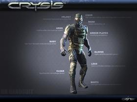 Crysis NK Nanosuit