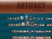 Artifact Dock Backgrounds