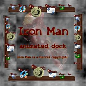 IronMan AnimatedDock