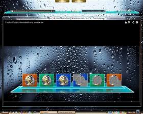 Firefox Puzzle AnimatedIcons