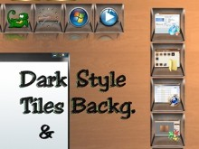 DarkStyleTiles and SkinUI