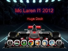 McLaren f1 H Dock
