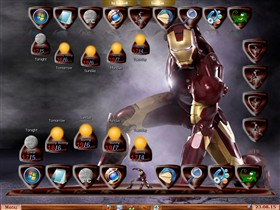 Iron Man Dock