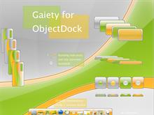 Gaiety for ObjectDock