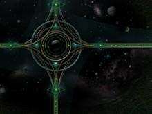 Star cross rings