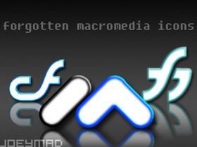 Macromedia Studio MX 2004 *forgotten Icons*