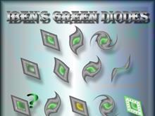 Iben's Green Diodes