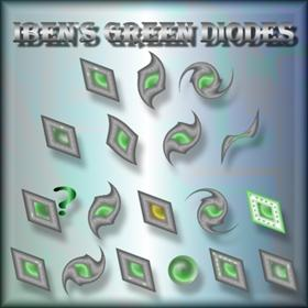 Iben&#39;s Green Diodes