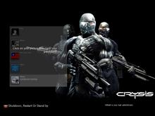 Crysis Logon(any resolution)